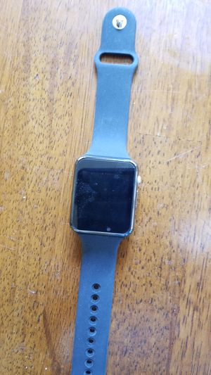 Android/apple smart watch for Sale in Chesapeake, VA
