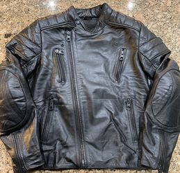 Viking Cycle Cafe Racer Motorcycle Jacket Armored. Icon, Revit, Roland Sands, Alpinestars, Triumph, Small 38 for Sale in Simi Valley,  CA