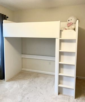 Loft Bed with Mattress for Sale in Stafford, VA
