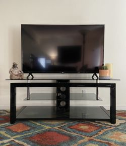 Modern Glass TV Stand for Sale in Costa Mesa,  CA