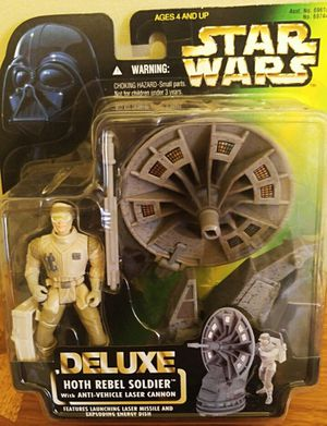 Star Wars Deluxe with accessories for Sale in Murfreesboro, TN