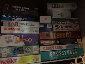 Board games for Sale in Clayton, NJ