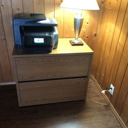 Two Drawer Office File Cabinet for Sale in Bremerton,  WA