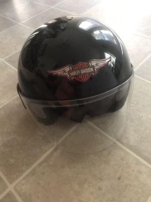 Women's 3/4 Harley Davidson Motorcycle Helmet for Sale in San Diego, CA