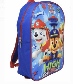 """Boys Paw Patrol Backpack 15"""". for Sale in Los Angeles, CA"""