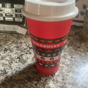 Starbucks cup delivery for Sale in Glendale, CA