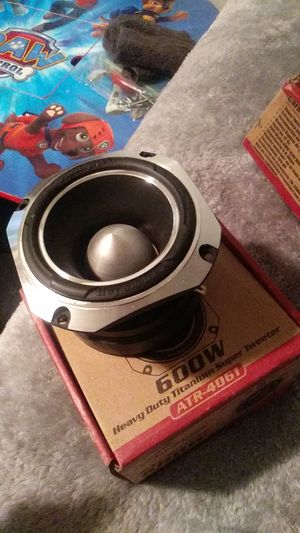 Audio pipe tweeter for Sale in Painesville, OH