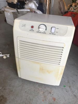 Energy Star dehumidifier $50 for Sale in Dania Beach, FL