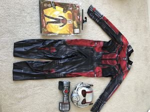 Ant man and the wasp Halloween costume for Sale in Chantilly, VA