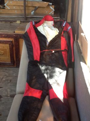 sparco race suit nearly new for Sale in Payson, AZ