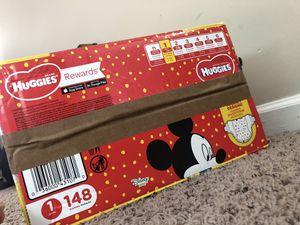 Huggies Diapers for Sale in Douglasville, GA