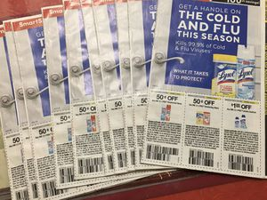 Coupons 10/13 for Sale in Dallas, TX
