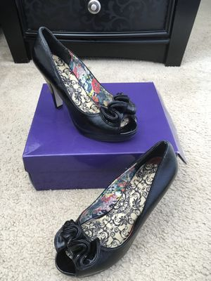 Black Madden Girl Heels (Size 7) for Sale in Silver Spring, MD