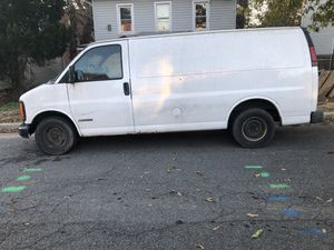 2002 Chevy express 1500 for Sale in Washington, DC
