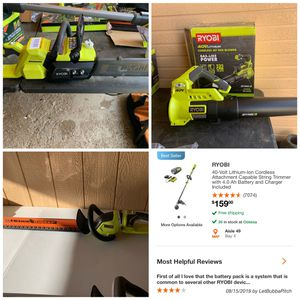 Ryobi Tools for Sale in Gardendale, TX