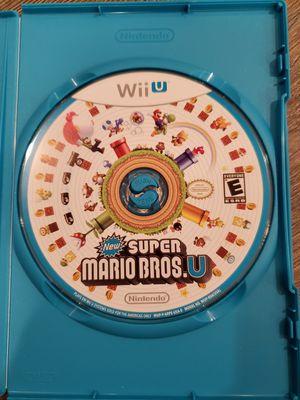 New Super Mario Bros. U for Sale in Fullerton, CA