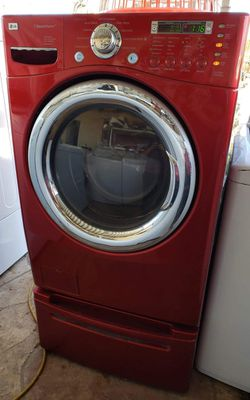 LG FRONT LOAD WASHER WORKS PERFECT!! for Sale in Phoenix,  AZ