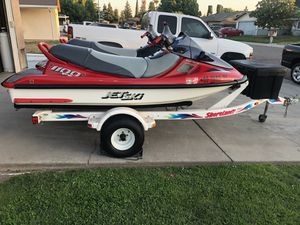 2 Jet Skis and Trailer for Sale in Manteca, CA