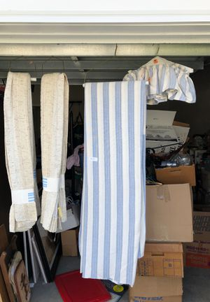 Draperies for Sale in Raleigh, NC
