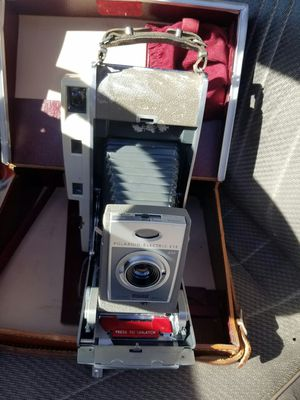 1960 Polaroid land camera with bulbs for Sale in Las Vegas, NV