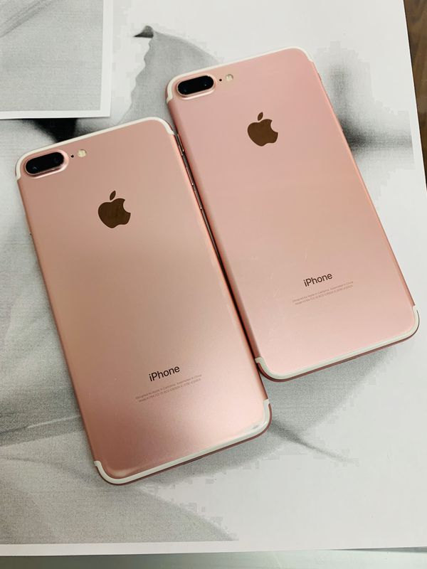 Factory unlocked iphone 7 plus 32gb on sale for $250 each