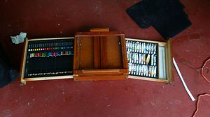 Art supplies and easel for Sale in Miami Gardens, FL