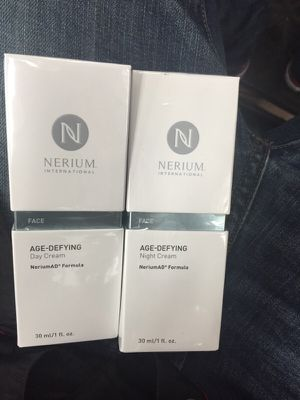 "Used, ""NERIUM"" Age Defying Cream kit "" for Sale for sale  Brooklyn, NY"