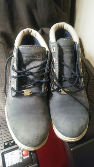 Shoes timberland size 7 for boys for Sale in Hyattsville, MD
