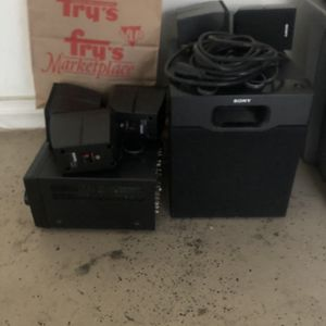 Sony Surround Sound System for Sale in Gilbert, AZ