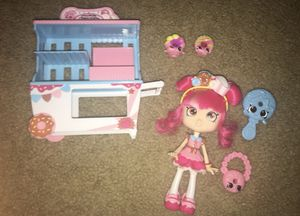 Shopkins shoppie doll for Sale in Orient, OH