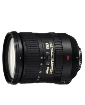 Nikon G ED-IF AF-S DX VR 2159 18-200mm f/3.5-5.6 Zoom Nikkor Lens for Nikon F for Sale in New York, NY