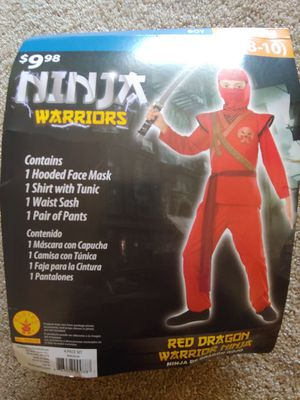 Boy's Ninja costume for Sale in Alexandria, VA