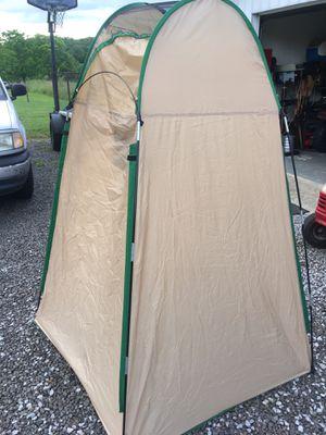 Tent Privacy Hut for Sale in Lascassas, TN