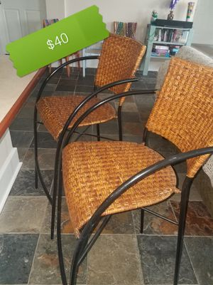Bar stools for Sale in Channelview, TX