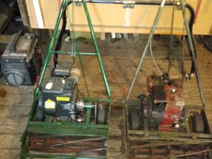 lawn mower is all running for Sale in Tacoma, WA