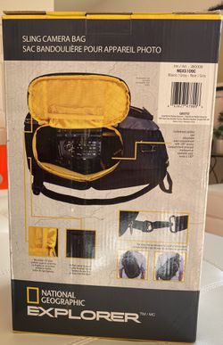 DSLR Camera Bag - National Geographic for Sale in Reston,  VA