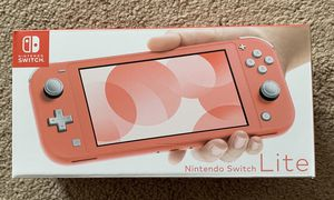 BRAND NEW NINTENDO SWITCH LITE for Sale in Beverly, MA