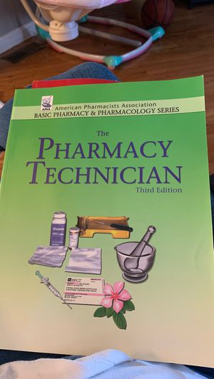 The Pharmacy Technician 3rd edition for Sale in Philadelphia, PA