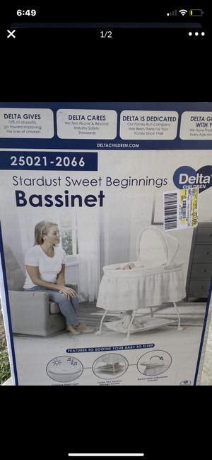 Baby Bassinet for Sale in Whittier, CA