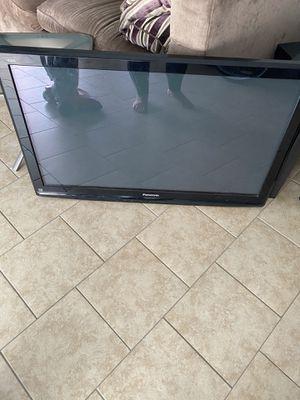 "Panasonic ""45""inch tv for Sale in Dearborn, MI"