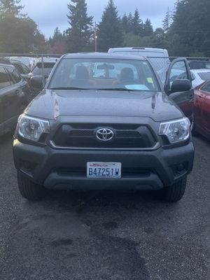 2012 Toyota Tacoma for Sale in Mountlake Terrace, WA