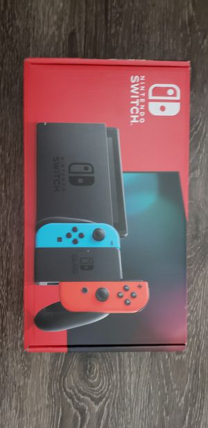 Nintendo Switch - Console & Accessories for Sale in Cerritos, CA