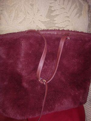 Tote bag furry for Sale in Atlanta, GA