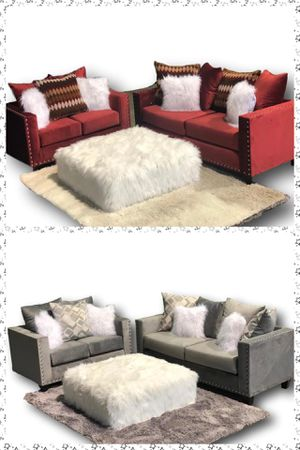 Sofa sets 40 down for Sale in Houston, TX