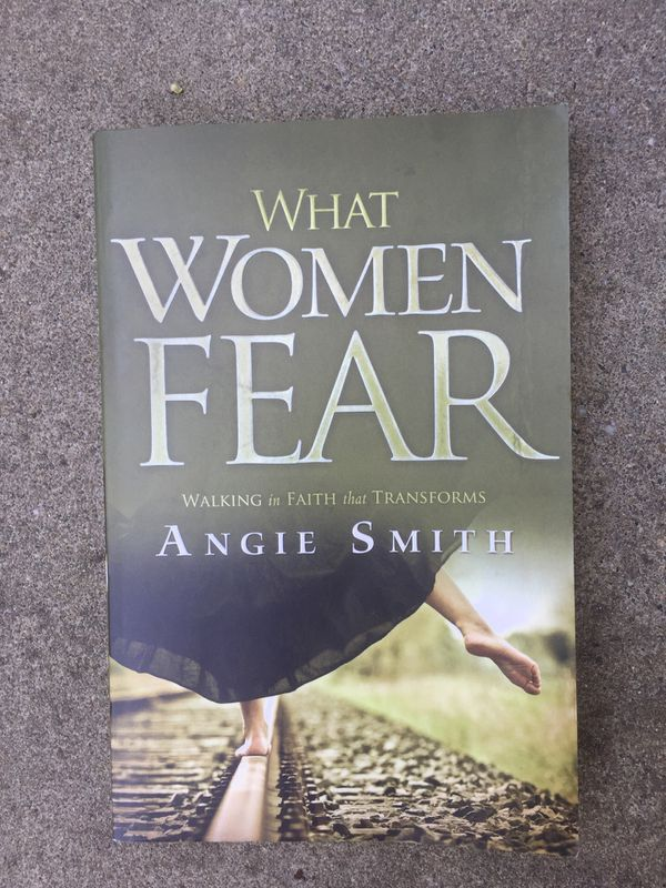 Books on Anxiety and Fear for women