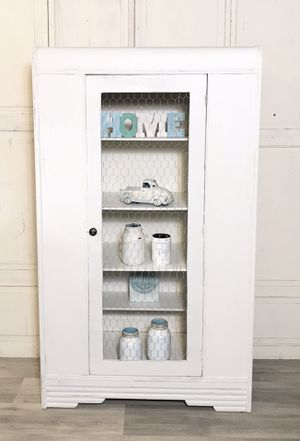 Shabby Chic cabinet for Sale in Middle River, MD