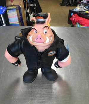 Harley Davidson Rubber Motorcycle Pig for Sale in Matawan, NJ