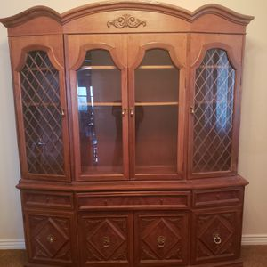 China hutch for Sale in Goodyear, AZ