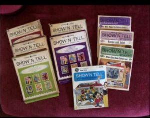 9 vintage General Electrics Show'N Tell programs for Sale in Hazleton, PA