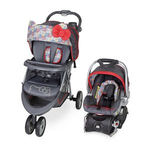 Hello Kitty Ez Rode 5 Travel System for Sale in Atlanta, GA